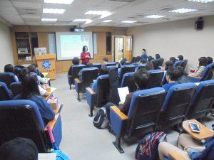 honor English program